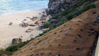 Project: Coastal rehabilitiation works