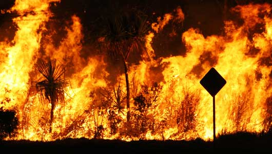 How to stay safe this fire season