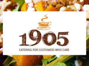 1905 Catering – DCP comes on board!