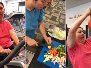 Blog: Nakita promotes her healthy lifestyle!