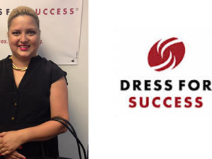 New partnership with Dress for Success!