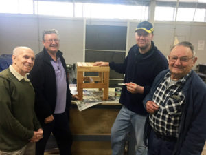 Carpentry leads Dan to community connections!