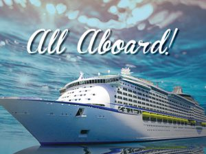 Workpower presents All Aboard!