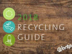 2018 Recycling Guide: Reduce your usage