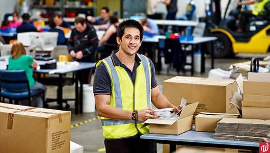 Snapshot into Social Enterprise: Packaging & Warehousing