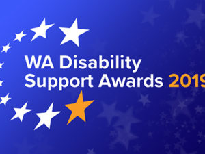Well done to our WA Disability Support Awards nominees
