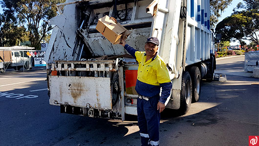 Work your way at the Balcatta Recycling Shop