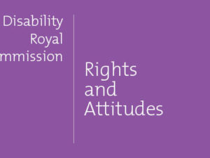 Issue Paper summary: Rights and attitudes pt 2