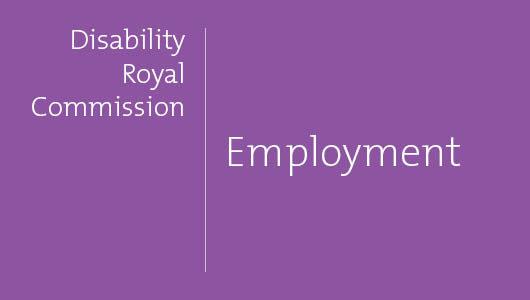 Issue Paper summary: Employment pt 1