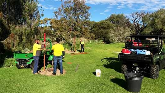 Property adorns Cottesloe Golf Club with native trees