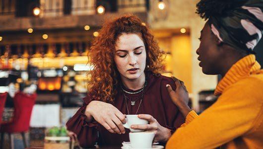Handling an R U OK conversation